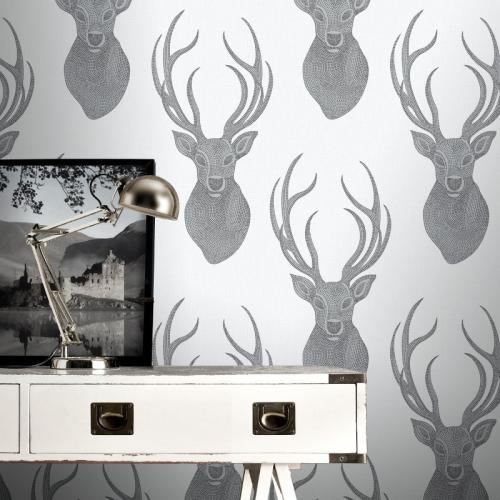 Stag Room Decor